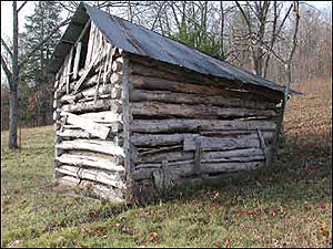 Log Outbuilding